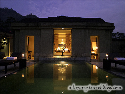 Suite of the week: Dalem Jiwo Suite at Amanjiwo, Central Java