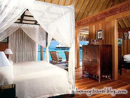 Horizon Overwater Bungalow at Bora Bora Nui