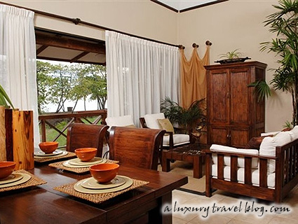 Beachfront Villa at Kiana Resorts at Playa Dominical
