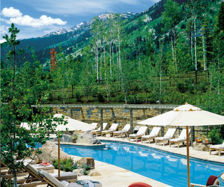 Four Seasons Resort Jackson Hole, Wyoming, USA