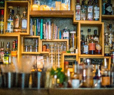Candelaria bar