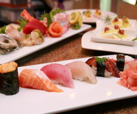 Sushi at Seastar