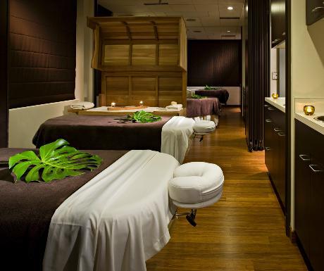 Vida Spa treatment room