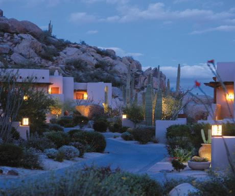 Four Seasons Scottsdale Dusk