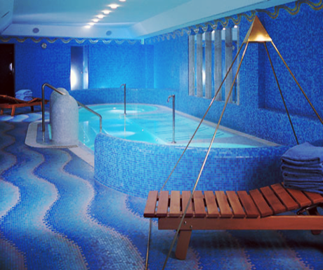 luxury rome spa