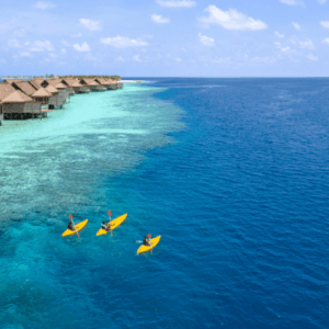 Top 5 house reefs in the Maldives